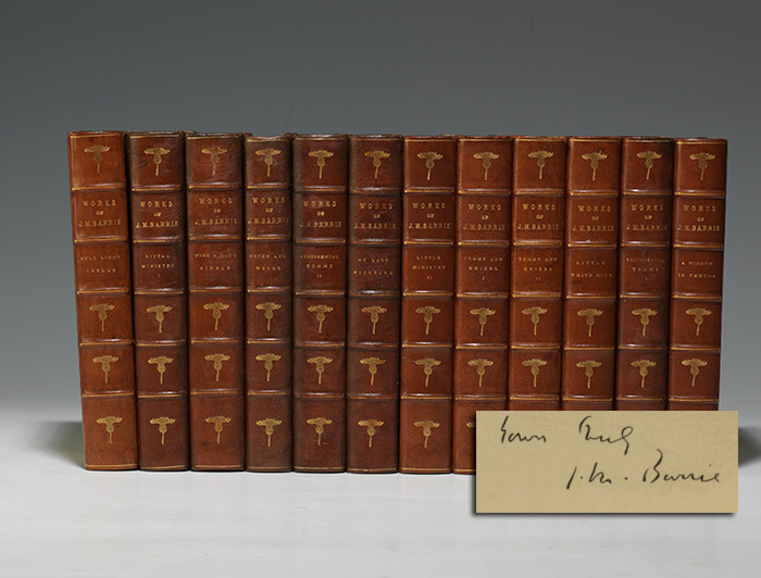 Novels, Tales, and Sketches of J. M. Barrie