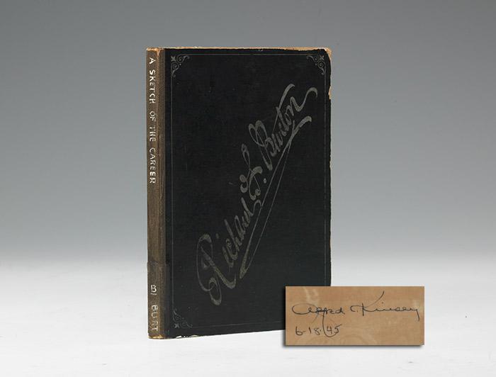 Sketch of the Career of Richard F. Burton