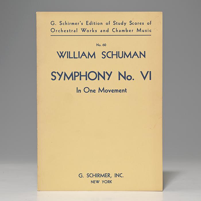 Symphony No. VI