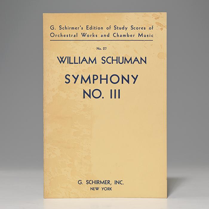 Symphony No. III