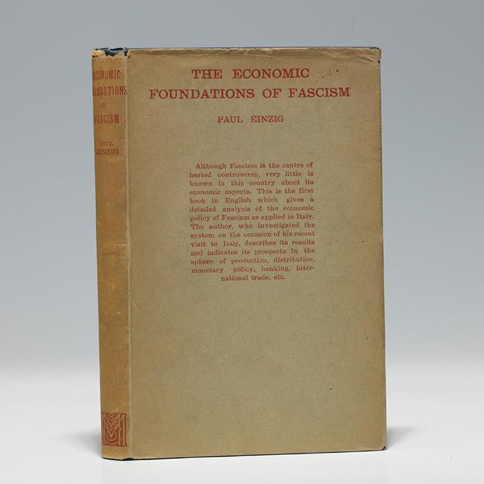 Economic Foundations of Fascism