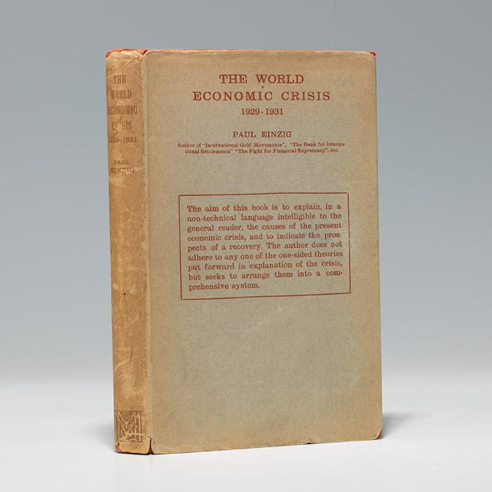 World Economic Crisis 1929-1931