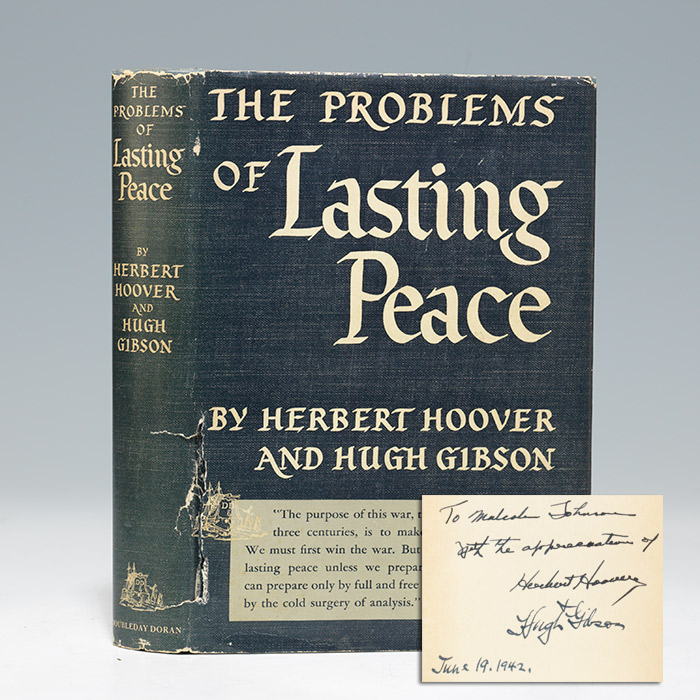 Problems of Lasting Peace