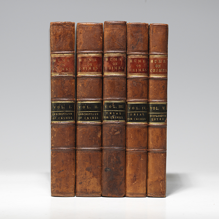 Commentaries on the Law of Scotland