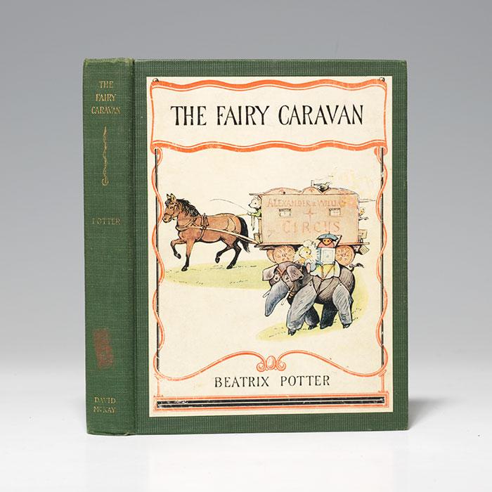 Fairy Caravan