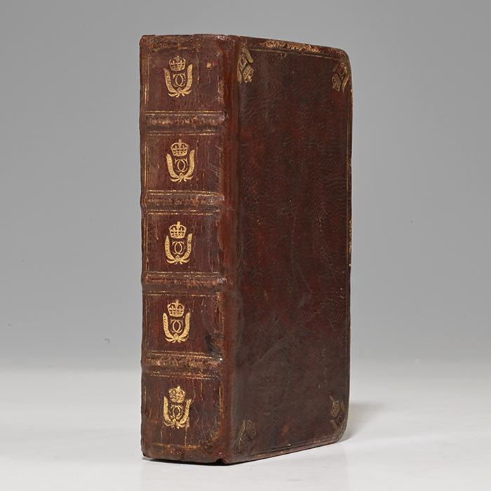 Sammelband of Almanacs for 1685