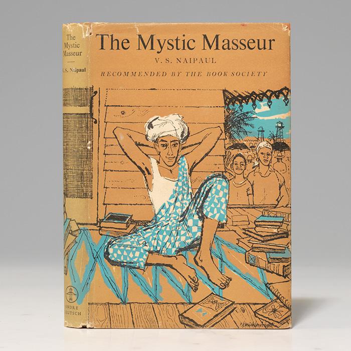 Mystic Masseur