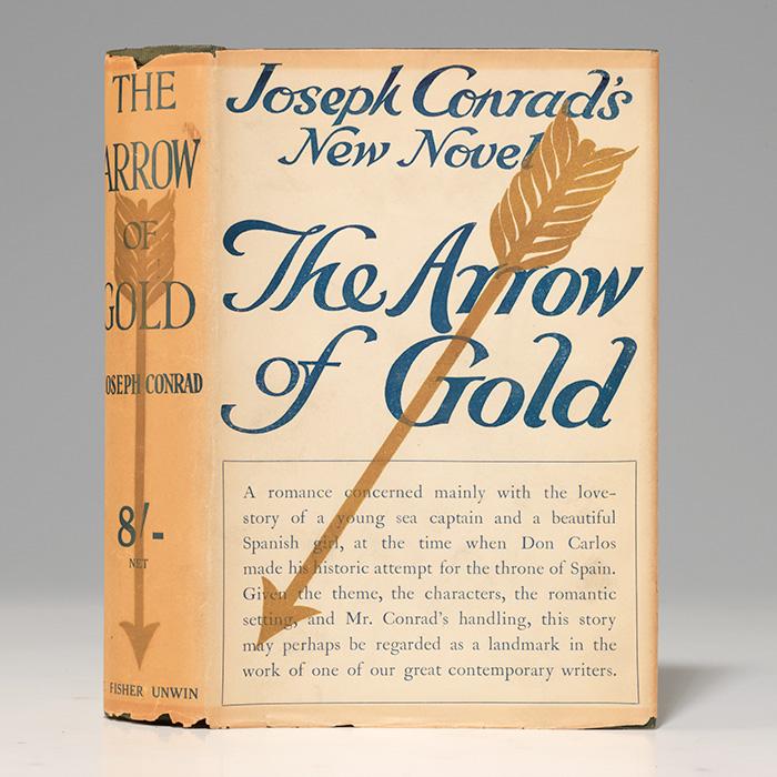 Arrow of Gold