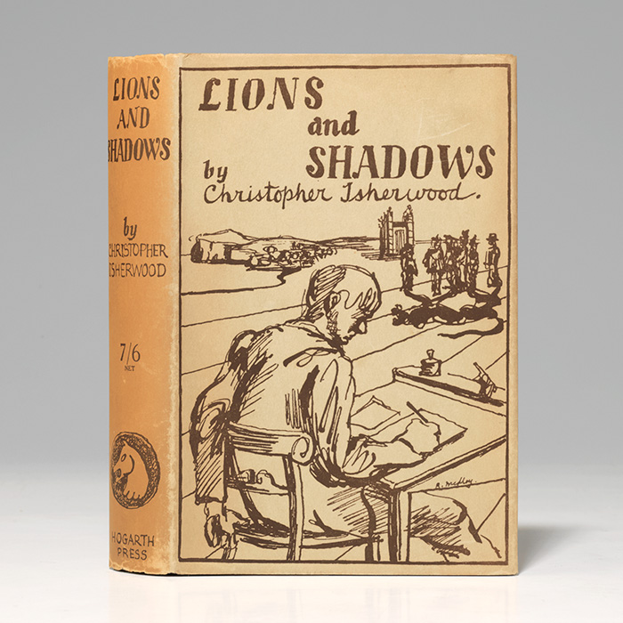 Lions and Shadows: An Education in the Twenties