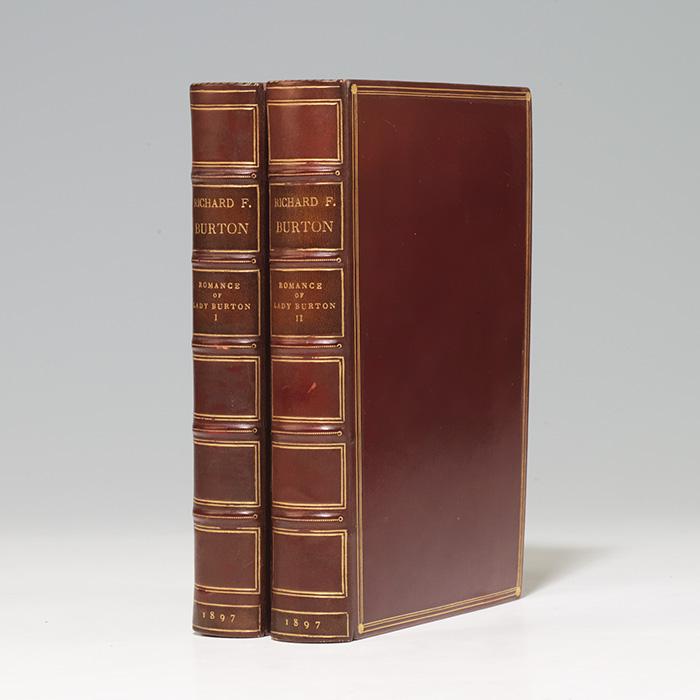 Romance of Isabel Lady Burton