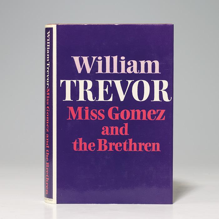 Miss Gomez and the Brethren