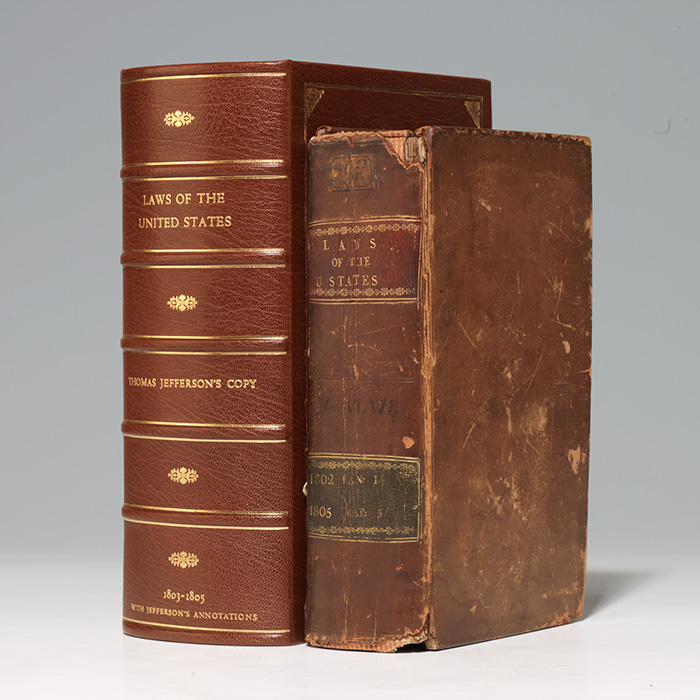 Laws of the United States. Vols. VI-VII