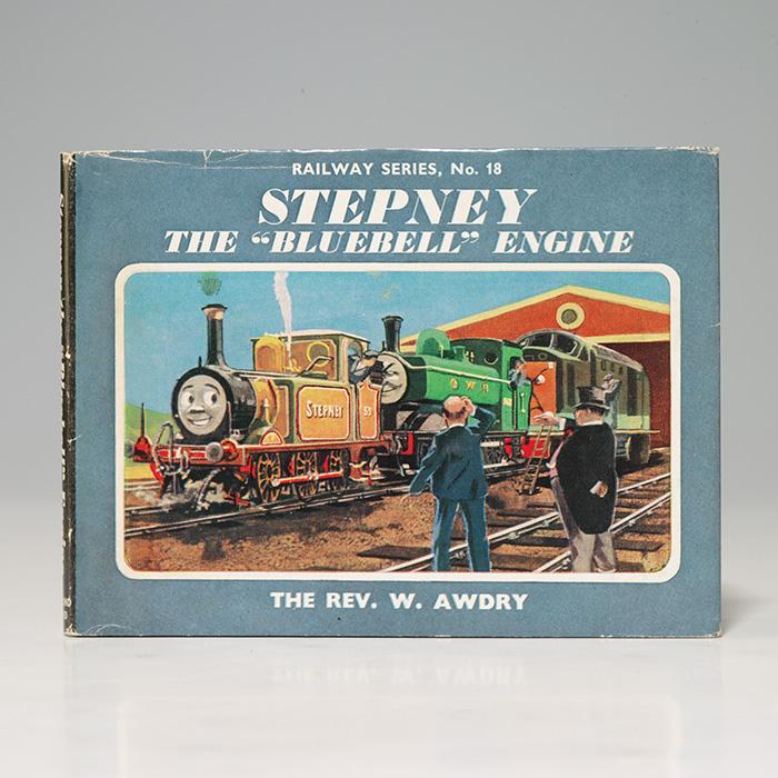 Stepney the 'Bluebell' Engine