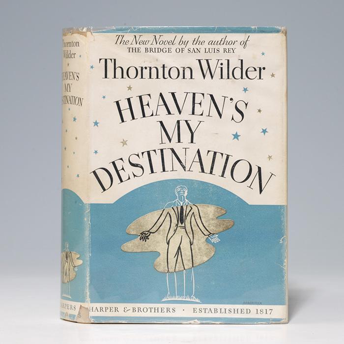 Heaven's My Destination