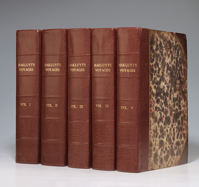 Collection of the Early Voyages, Travels, and Discoveries