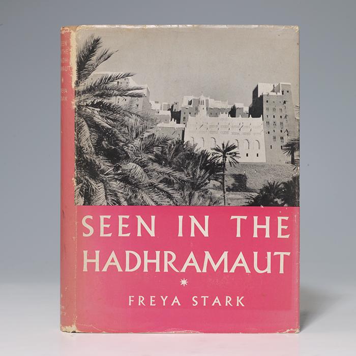 Seen in the Hadhramaut