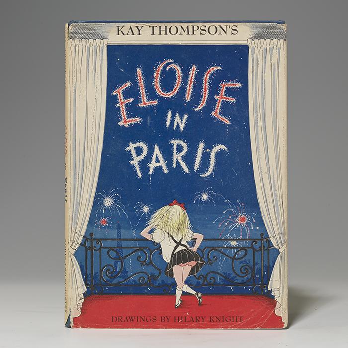 Eloise in Paris
