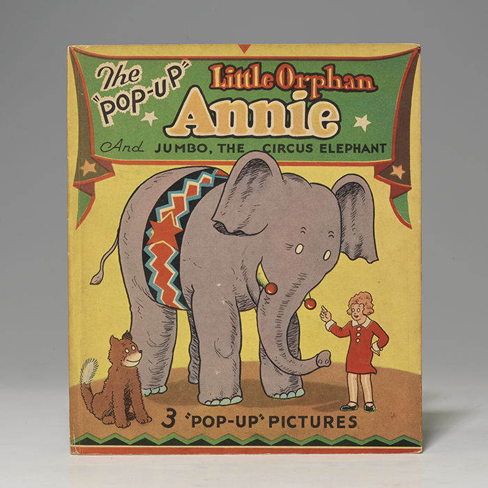 Pop-Up Little Orphan Annie