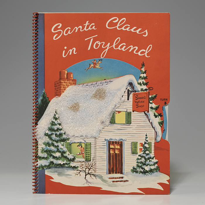 Santa Claus in Toyland