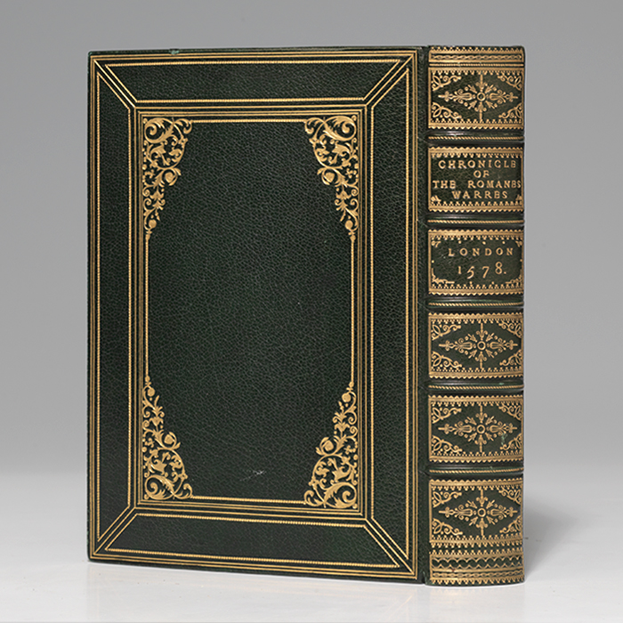 Auncient Historie and Exquisite Chronicle of the Romanes Warres