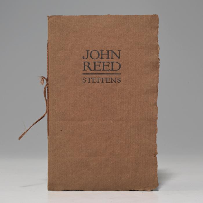 John Reed Under the Kremlin