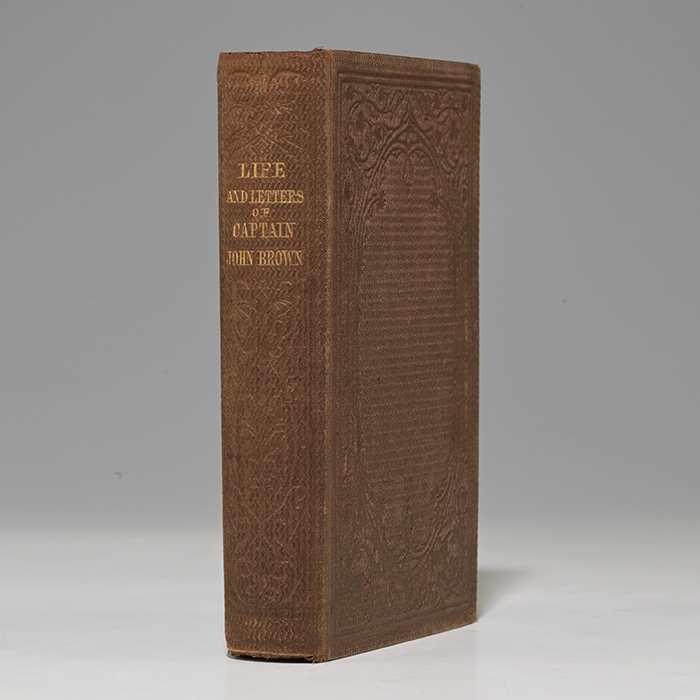 Life and Letters of Captain John Brown