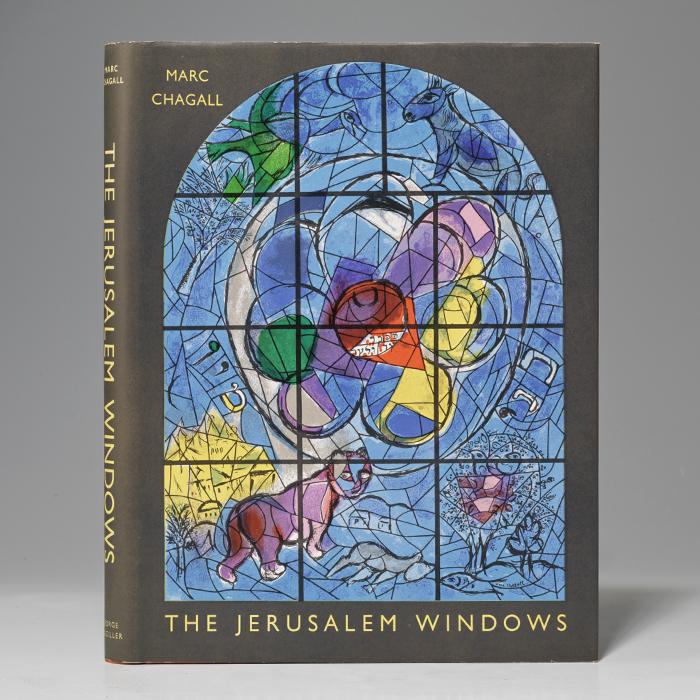 Jerusalem Windows