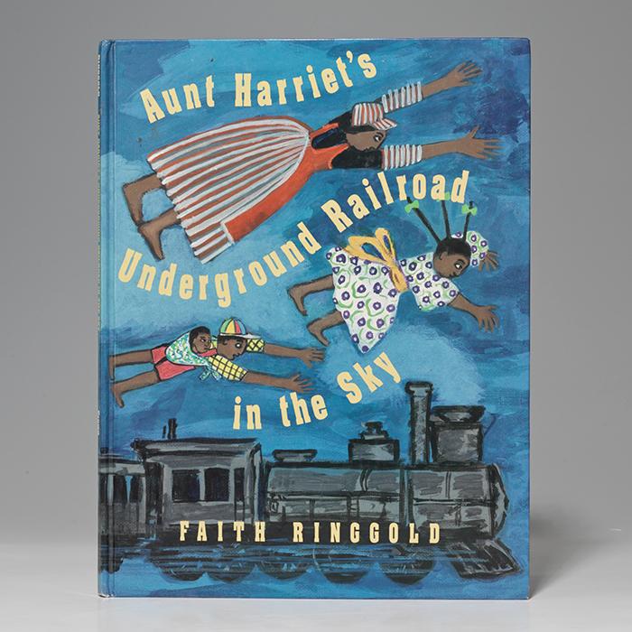 Aunt Harriet's Underground Railroad