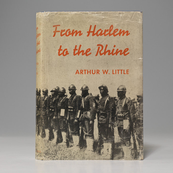 From Harlem to the Rhine