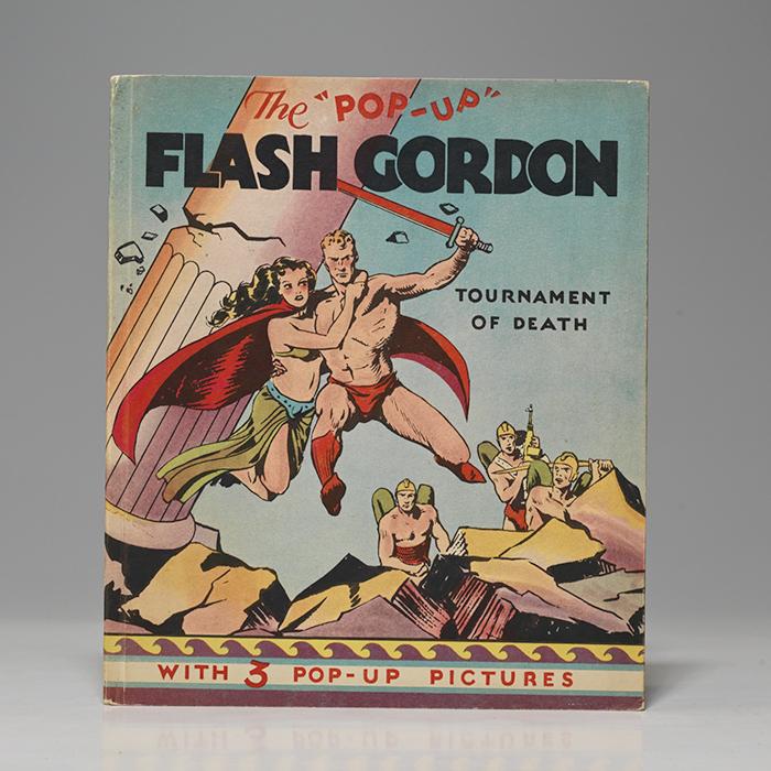 Pop-Up Flash Gordon