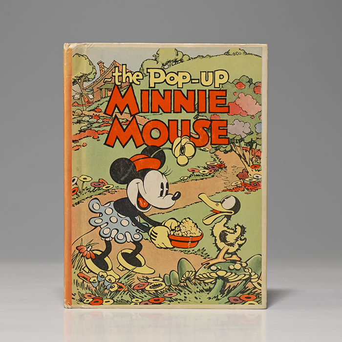 Pop-Up Minnie Mouse