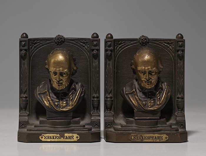 Bookends—Shakespeare