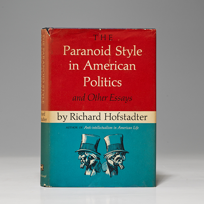 Paranoid Style in American Politics