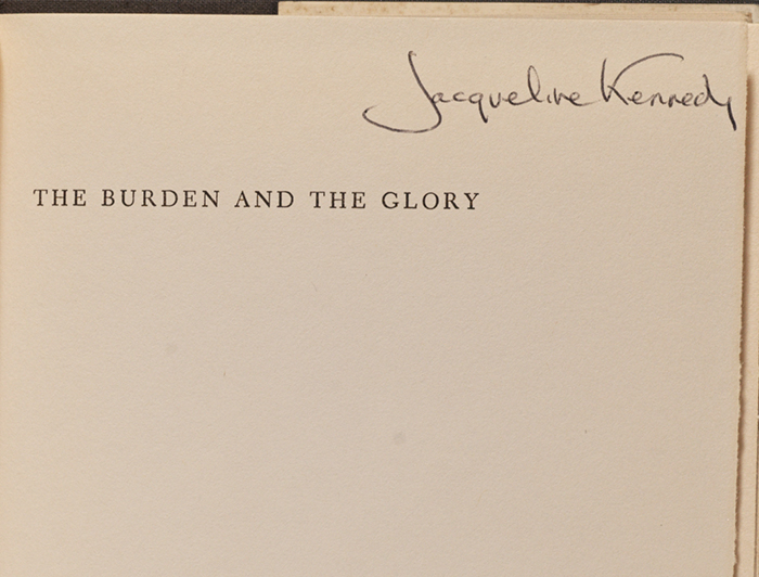 Burden and the Glory