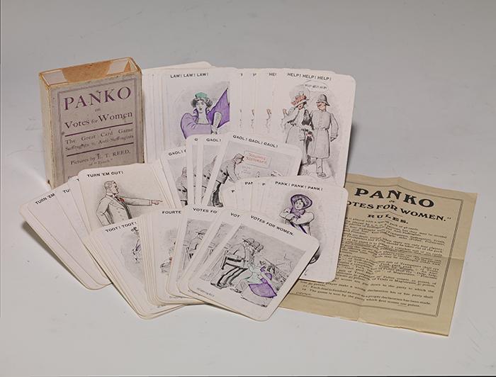 Panko card game