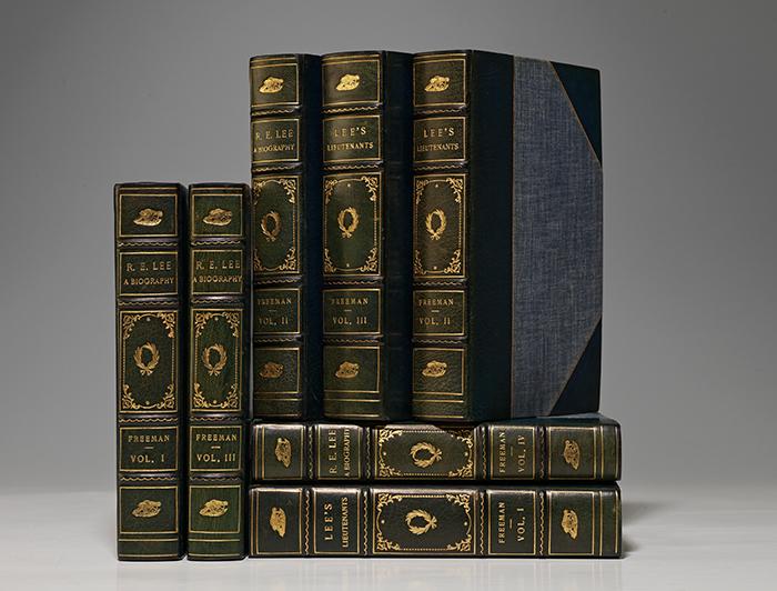 R. E. Lee: A Biography. WITH: Lee's Lieutenants