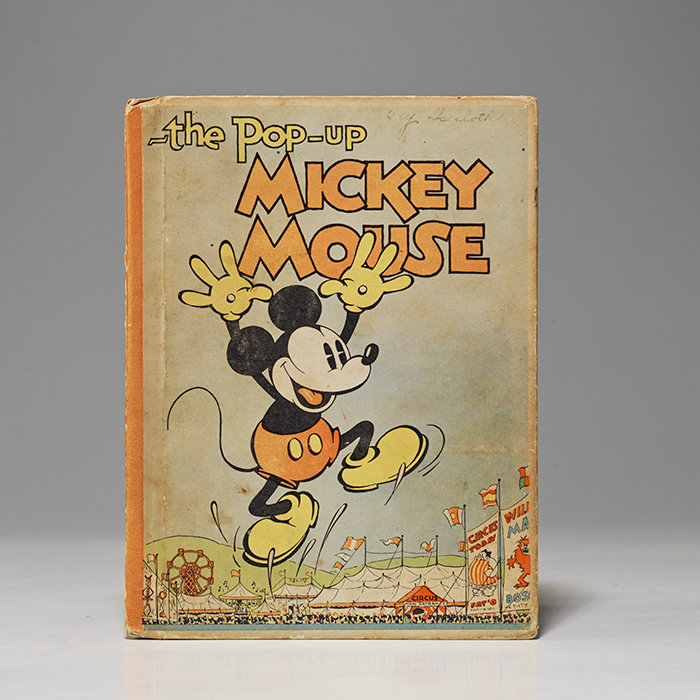 Pop-Up Mickey Mouse