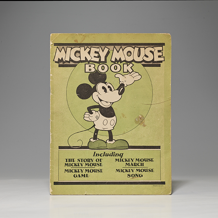 Mickey Mouse Book: Hello Everybody!