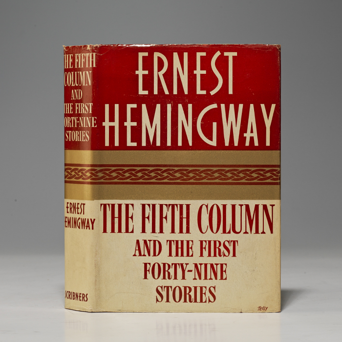 Fifth Column and the First Forty-Nine Stories