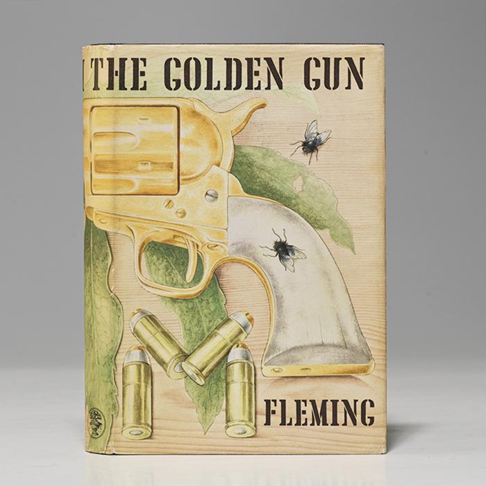 Man With the Golden Gun
