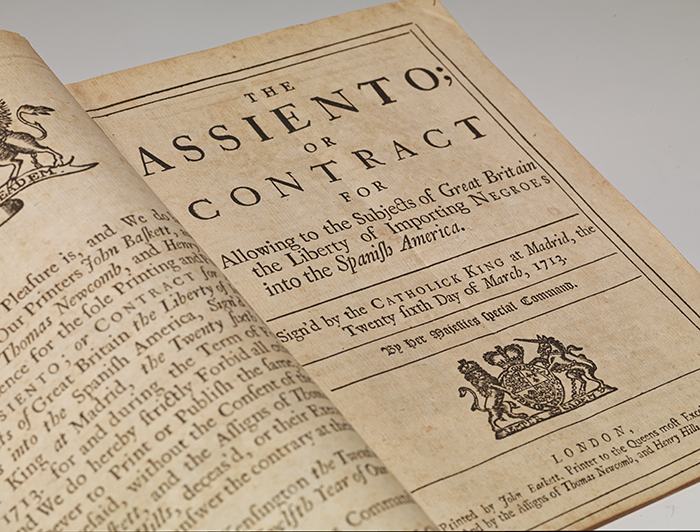 Assiento, or Contract