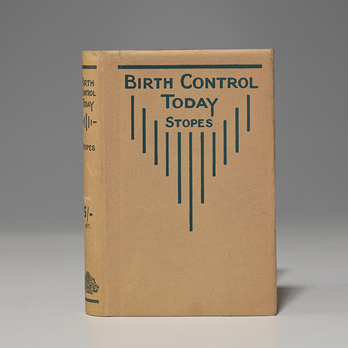 Birth Control To-Day