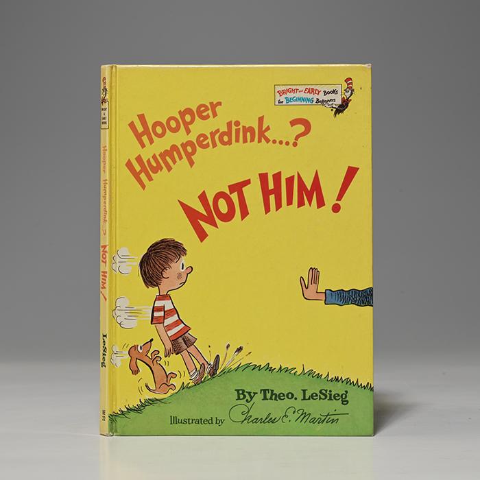 Hooper Humperdink