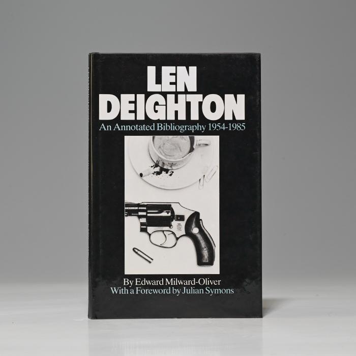 Len Deighton. An Annotated Bibliography