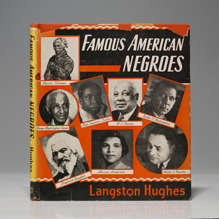 Famous American Negroes