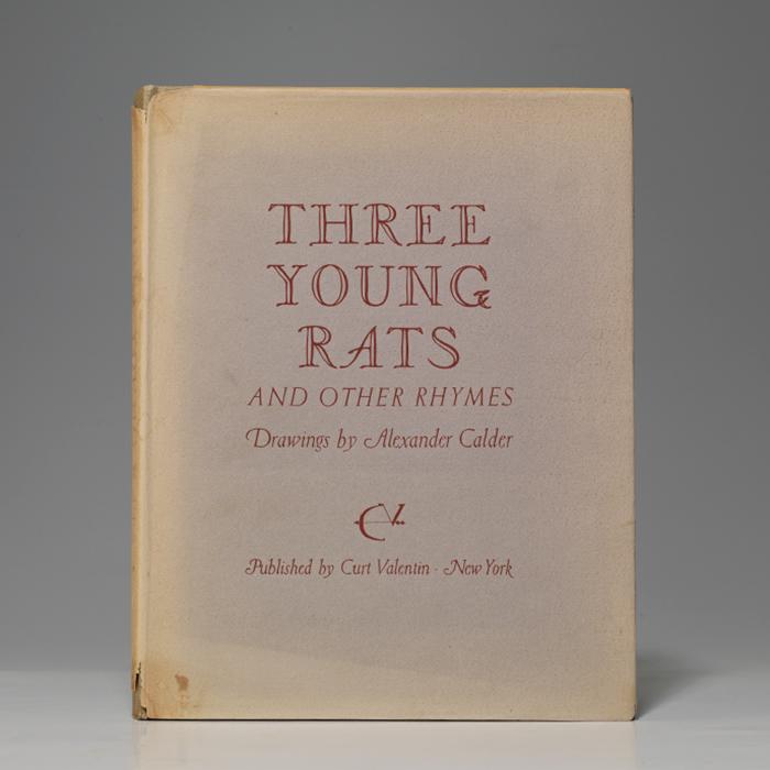 Three Young Rats