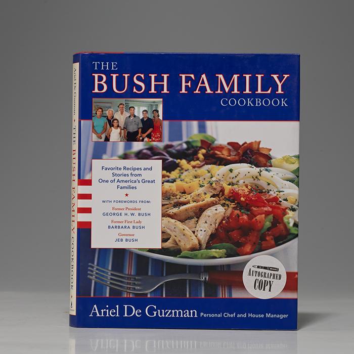 Bush Family Cookbook