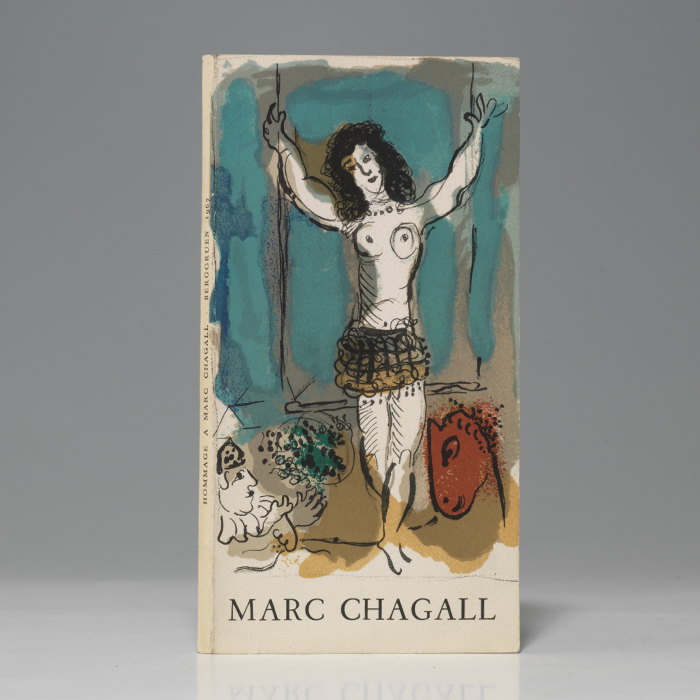 Hommagea Marc Chagall