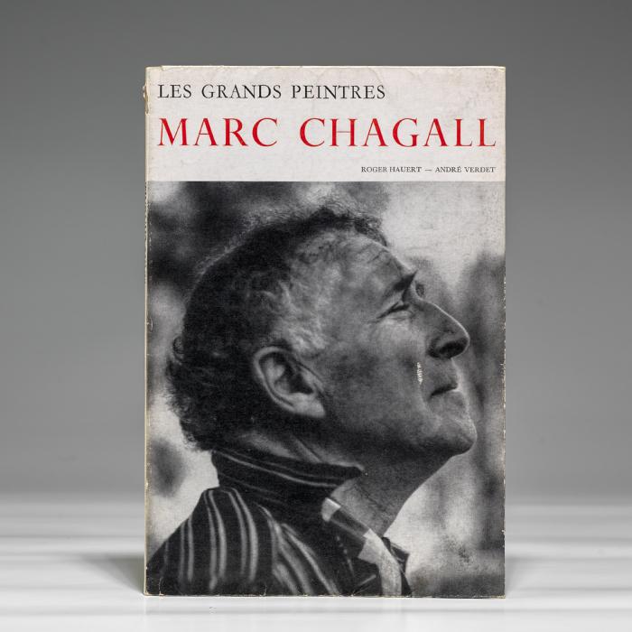 Les Grands Peintres. Marc Chagall