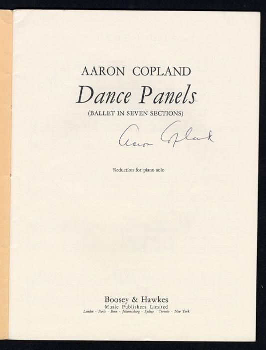 Dance Panels